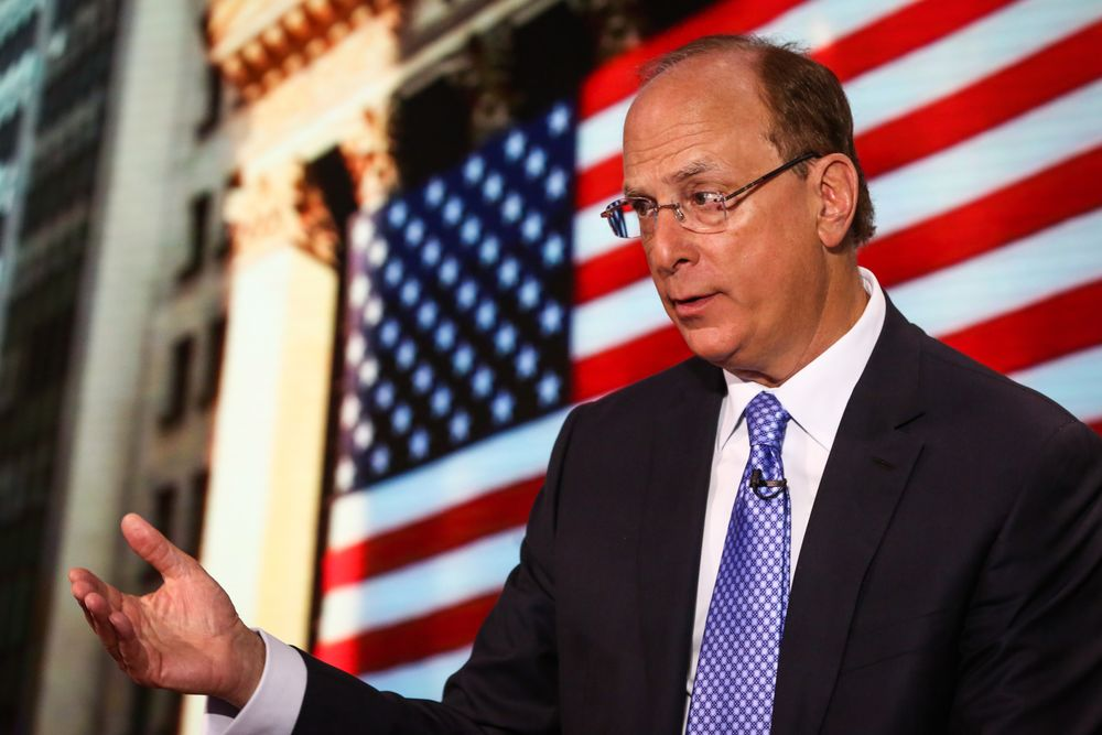 BlackRock Spells Out What Larry Fink's Letter to CEOs Meant