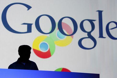 Google Debuts in Bonds