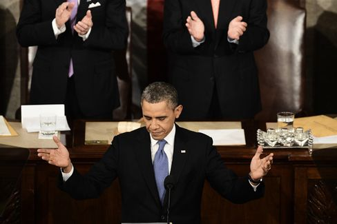 Obama's Ambitious, Unlikely State of the Union Speech