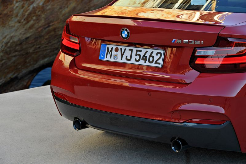 BMW M235i Review The Ideal Sport Coupe If You Get the Manual