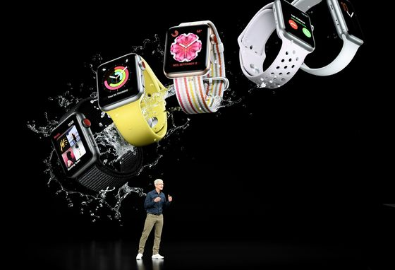 Apple's New Smartwatch Can Only Monitor Your Heart in the U.S.