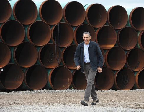 Natural Gas Seen Benefiting from Obama Election Despite Backing