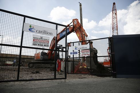 Balfour Beatty Rejects Revised Merger Proposal by Carillion