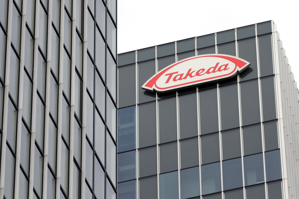 Image result for PHOTOS FOR Takeda Pharmaceutical Company Ltd