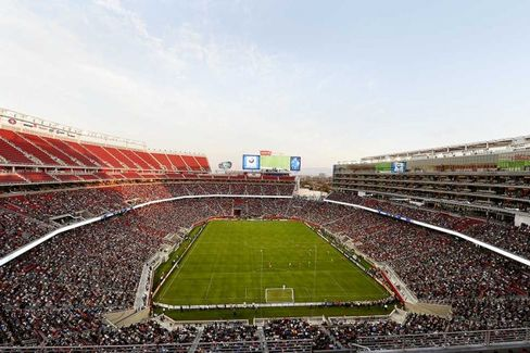 The San Francisco 49ers' New Football Stadium Is a Dud