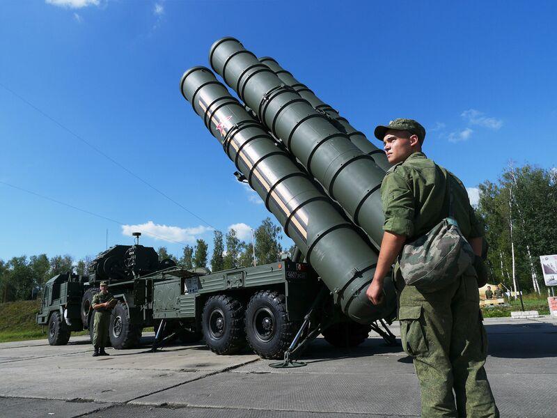 اتمام صفقة بيع منظومات S-400 الروسيه الى تركيا  800x-1