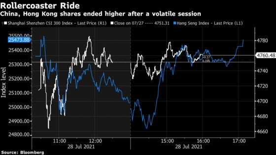 China State Media Seeks to Calm Investor Nerves AfterStock Rout