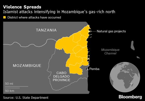 Mozambique Wants Africa's Help to Fight Islamic State Insurgency