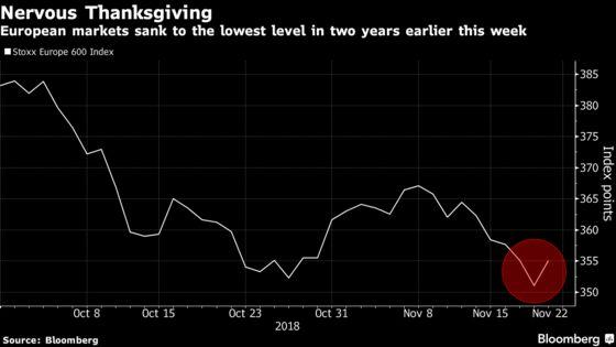 European Stocks Drop as Technology Shares Pace Renewed Declines