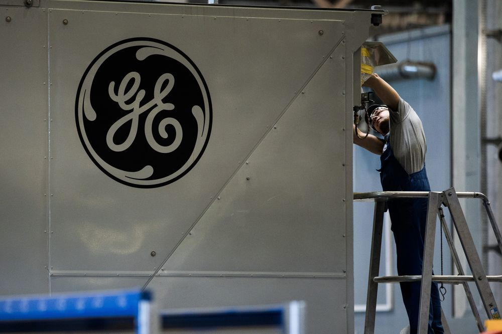 GE's Power Business Marks `Ground Zero' as Market Awaits ... on