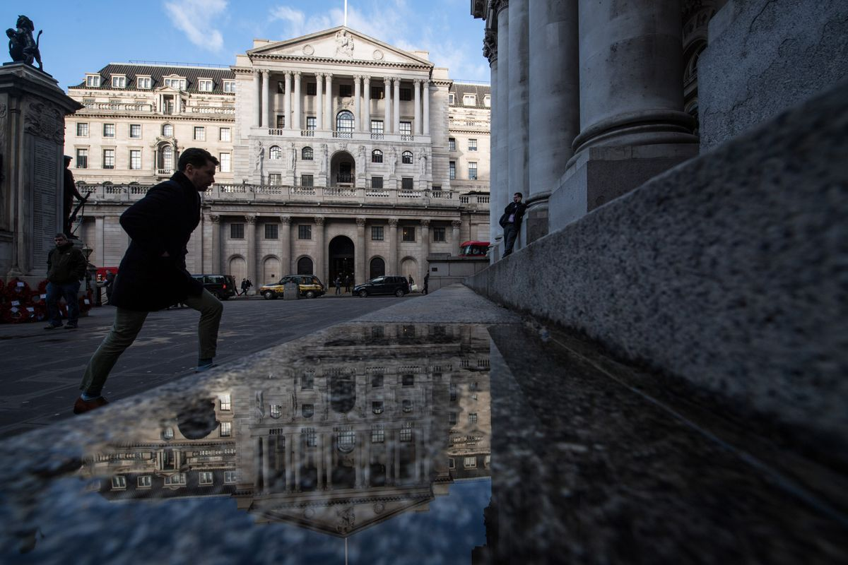BOE Rate-Hike Bets Pick Up Leaving Option Traders Wanting More