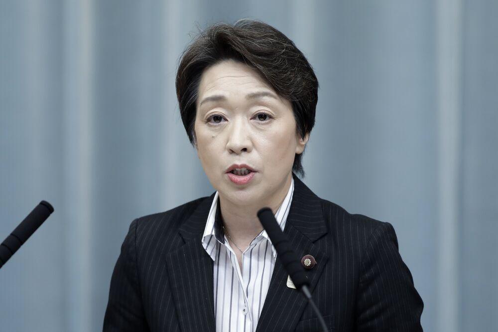 組織委新会長に橋本聖子氏、安全な大会や日本の信頼回復へ重責 - Bloomberg