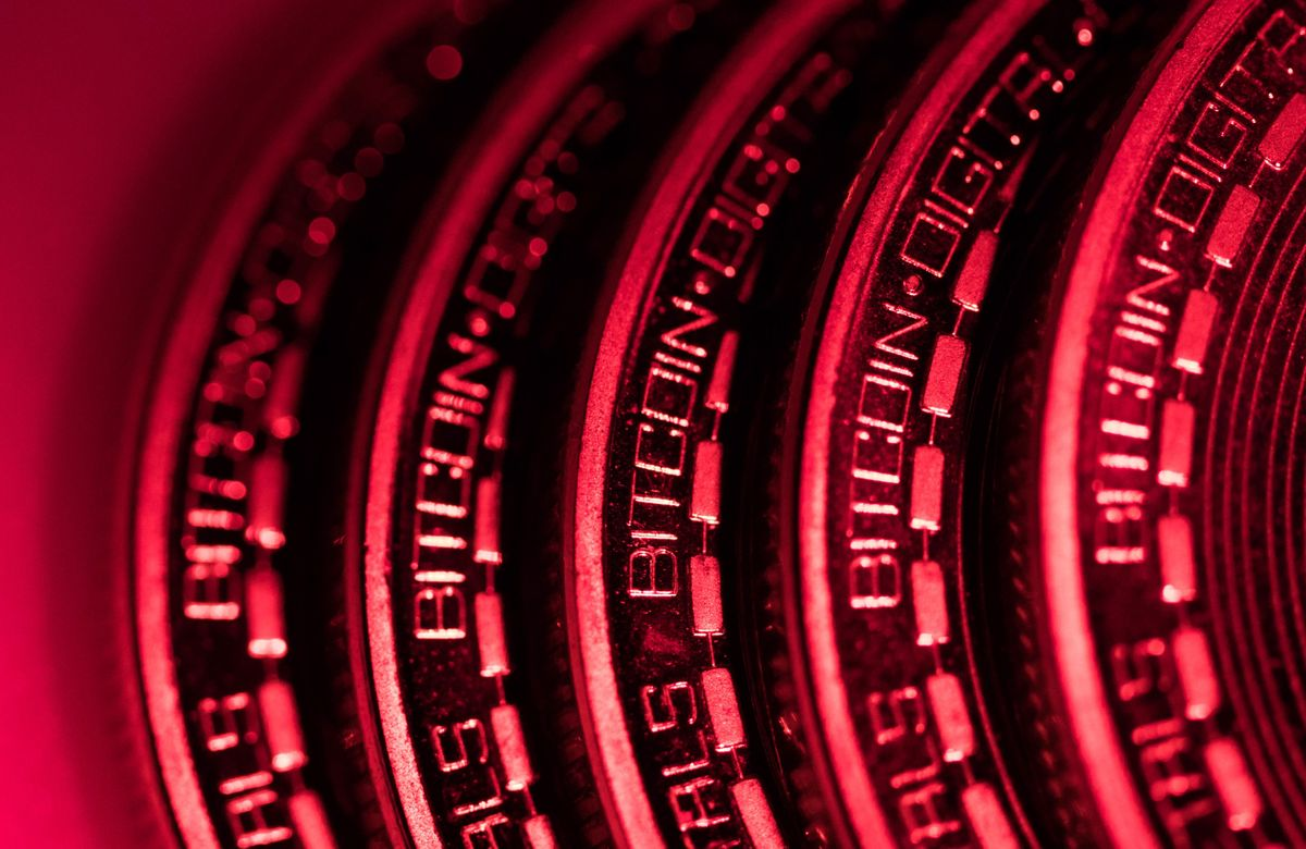 Bitcoin Goes Wild as Volatility Jumps to Three-Month High