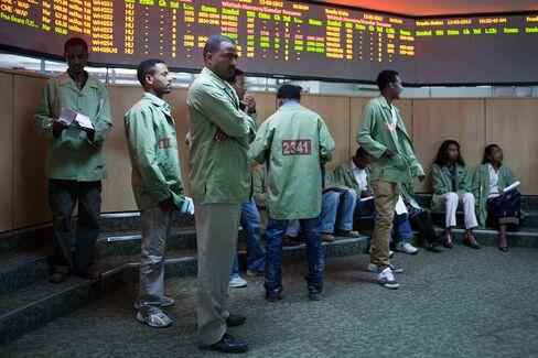 TheEthiopia Commodity Exchange