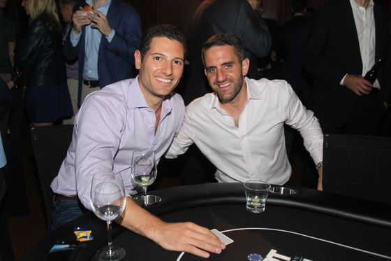 Derivatives Trader Hits a Full House for Charity Poker Crown