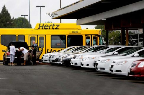 Hertz Runs Into Accounting Trouble on the Road to a Corporate Split