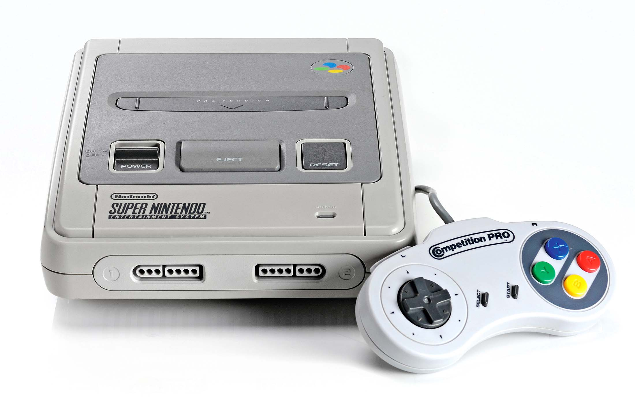 Nintendo's Latest Blast From the Past: SNES Classic Console