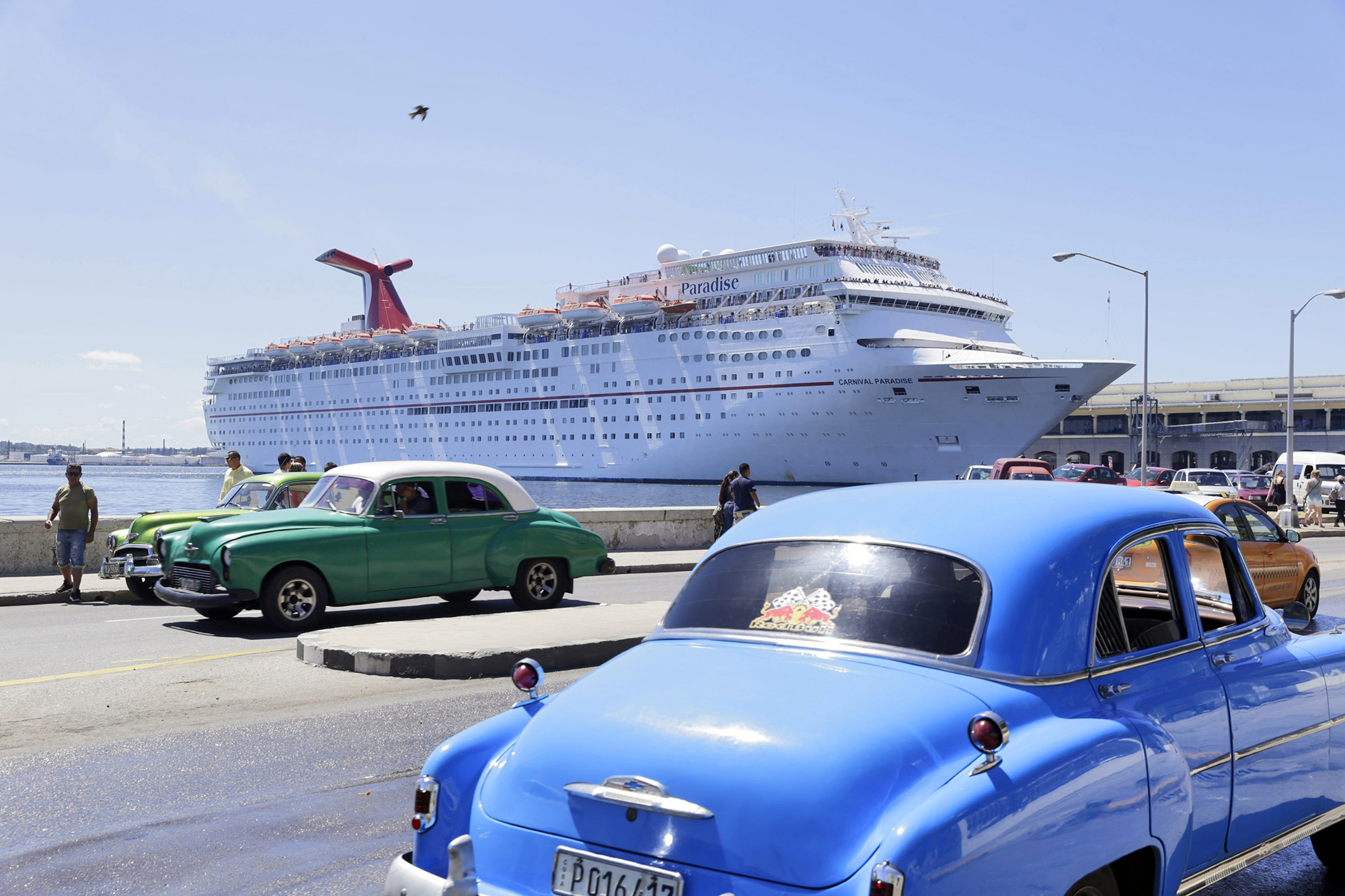carnival cruise Cuba