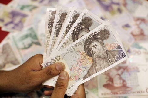HSBC Joins Deutsche in Betting Swedish Krona Gains Not Over