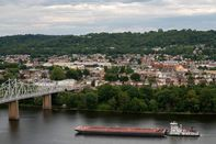 relates to A Rust Belt Town's Loyalties Divide as Pennsylvania Turns Purple