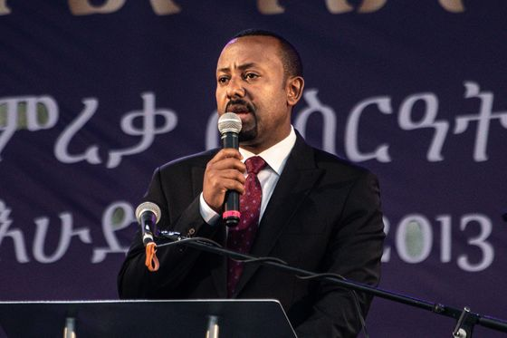 Once-Thriving Economy in Trouble as Ethiopia's Abiy Cracks Down