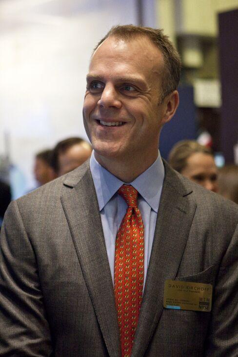 Weight Watchers CEO David Kirchhoff