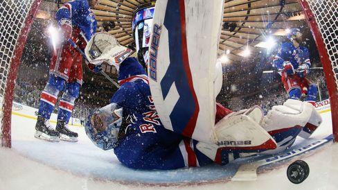 Washington Capitals vs. New York Rangers - Game Five