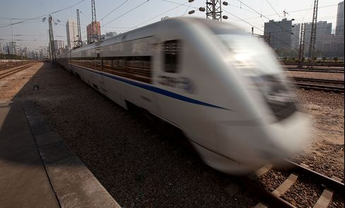 China Railway High-Speed Train