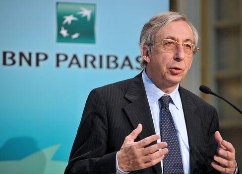 BNP Paribas Outgoing COO Georges Chodron de Courcel