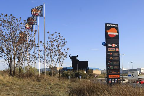 Europe Stocks Approach Cheapest Ever as Invesco Buys Repsol