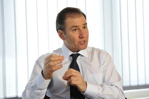 Glencore International CEO Ivan Glasenberg