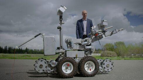 ノースロップ・グラマンのロボット