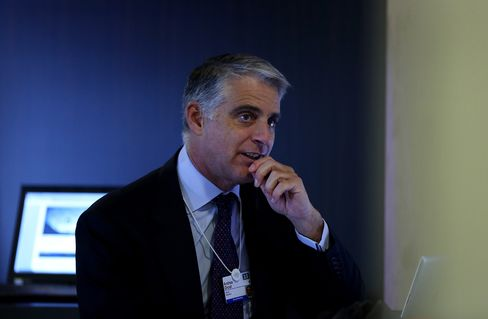UBS Investment Banking CEO Andrea Orcel
