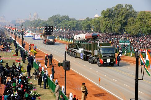 India Plans Test of Missile Capable of Reaching Northern China