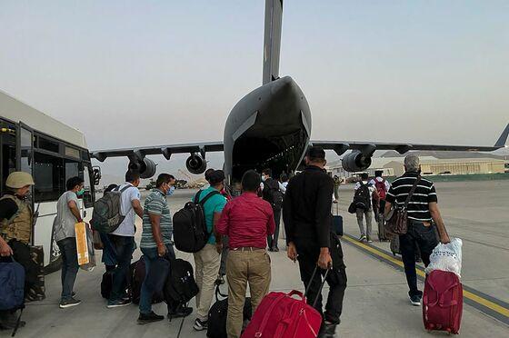 U.S. Investigating Cargo Airplane Deaths: Afghanistan Update