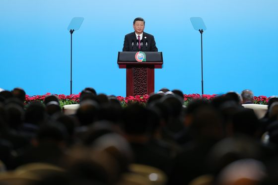 China Doesn't Want `Vanity Projects,' Xi Tells Africa Executives