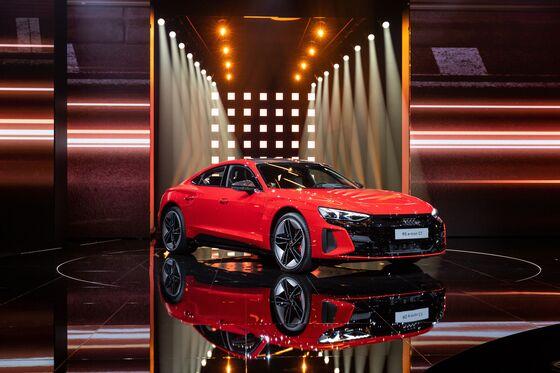 Audi Electric Sports Car to Feature Alcoa's New Greener Aluminum