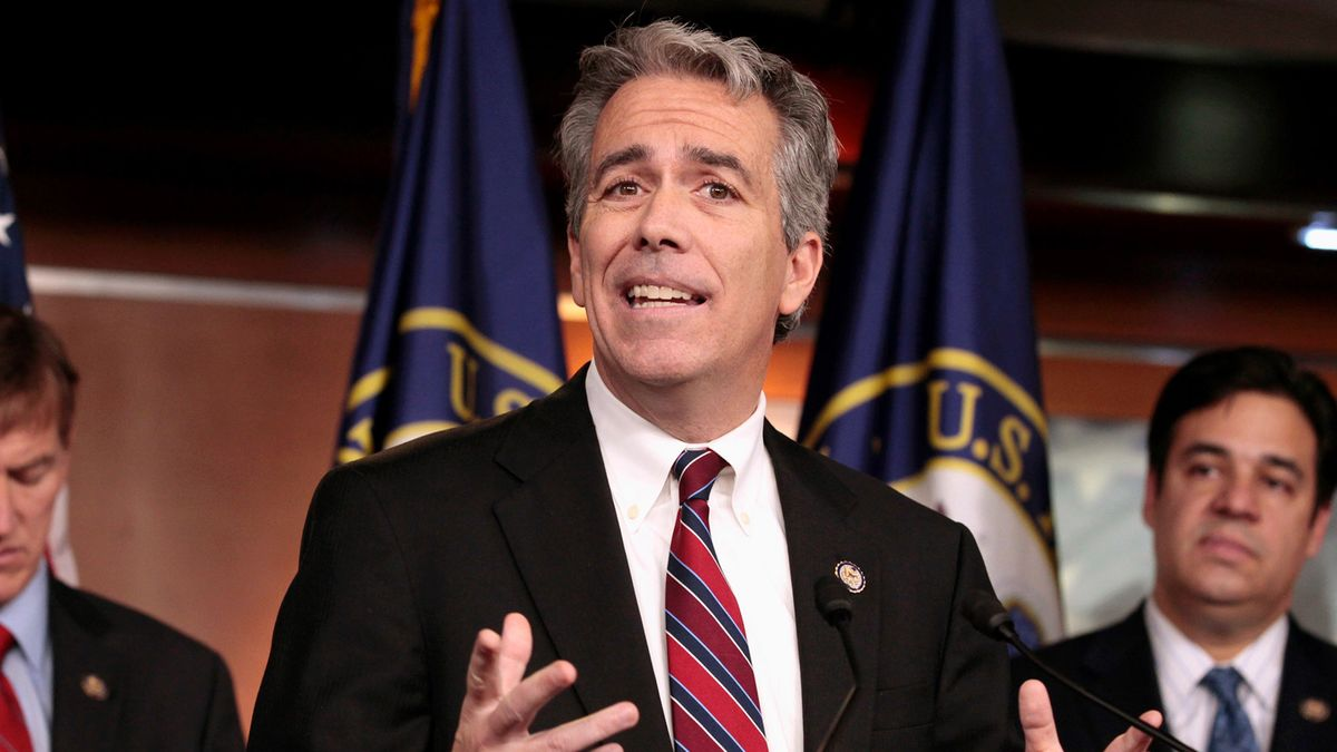 Joe Walsh Will Make Long-Shot Challenge to Trump in GOP Primary