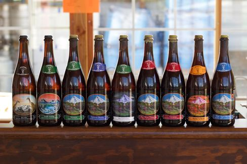 Dave Logsdon's organic, Belgian-inspired saisons take shape at his family's 10-acre farm.