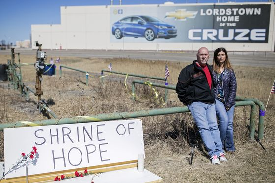 GM Squeezed $118 Million From Its Ohio Workers, Then Shut The Plant