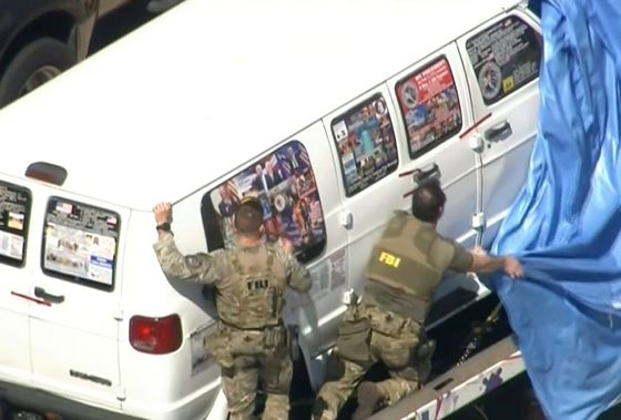 Florida Man Held in Probe of Mail Bombs Targeting Trump Critics