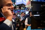 Trading On The Floor Of The NYSE As Energy Stocks Lift U.S. Gauges While OPEC Buoys Crude