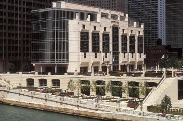 1. University of Chicago