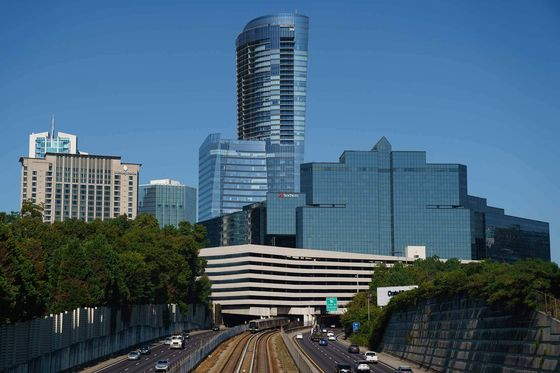 Atlanta's Wealthiest and Whitest District Wants to Secede