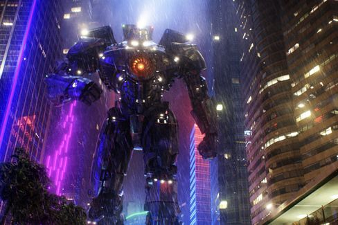 With 'Pacific Rim,' Moviegoers Show Signs of Apocalypse Fatigue