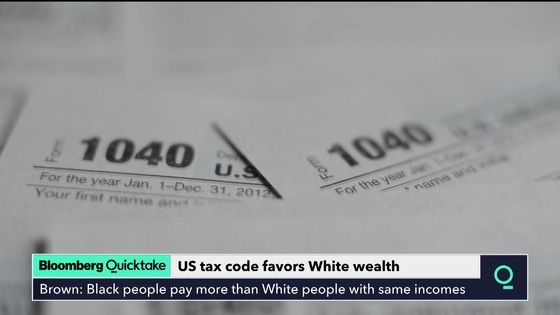 A Tax Code Optimized for White Wealth Leaves Black Americans Behind