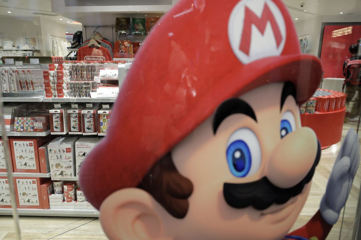 Nintendo Drops Most Since April After Profit Misses Estimates