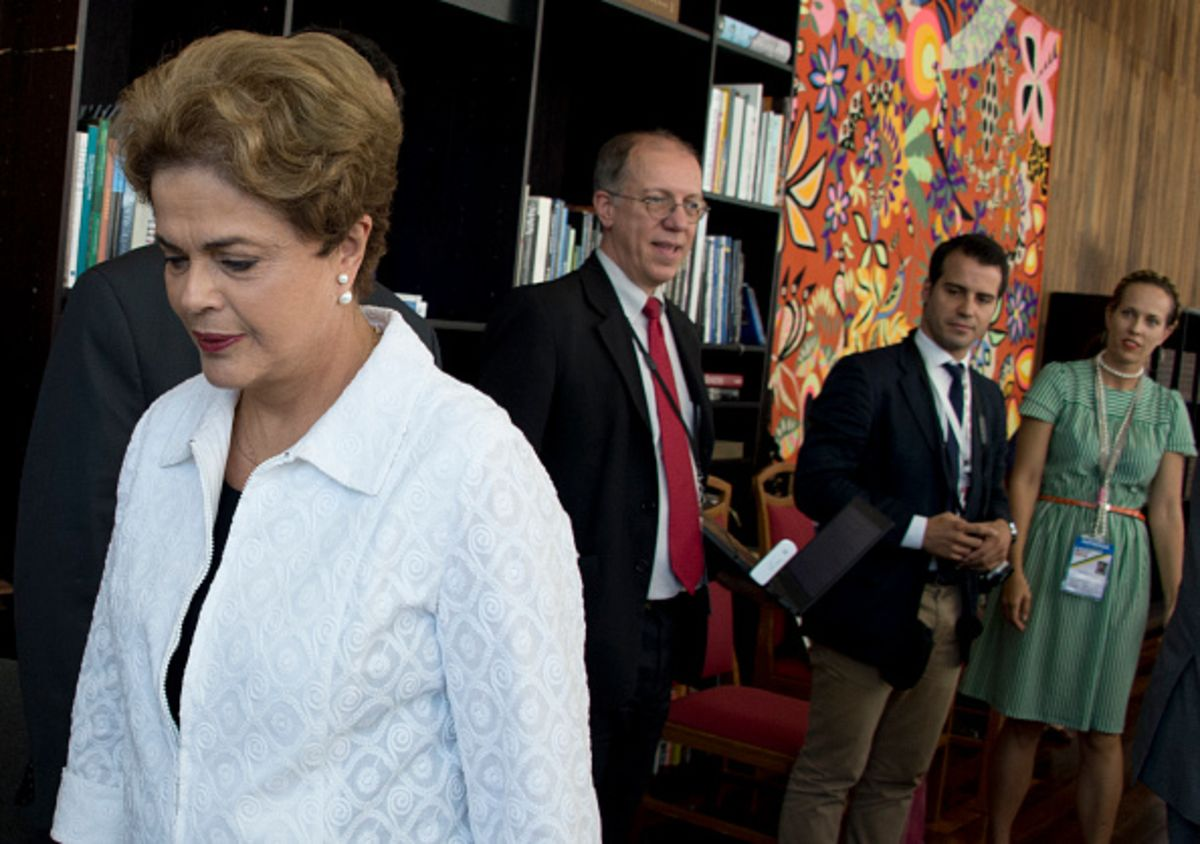 The Real Lesson Behind Brazil's Mess