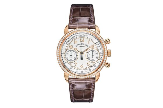 Eight Women's Wristwatches That Are Extremely Complicated
