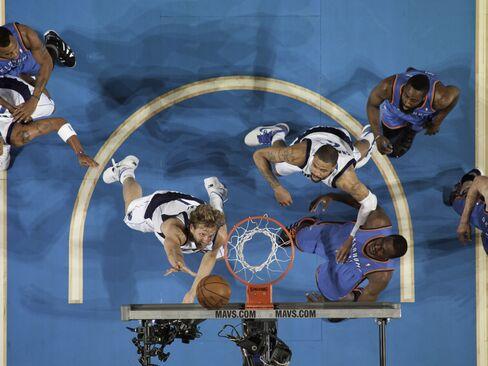 Mavericks Beat Thunder 100-96 to Reach NBA Finals 2nd Time